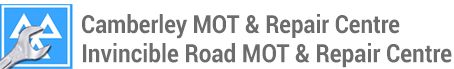 Camberley MOTO and repair centre logo